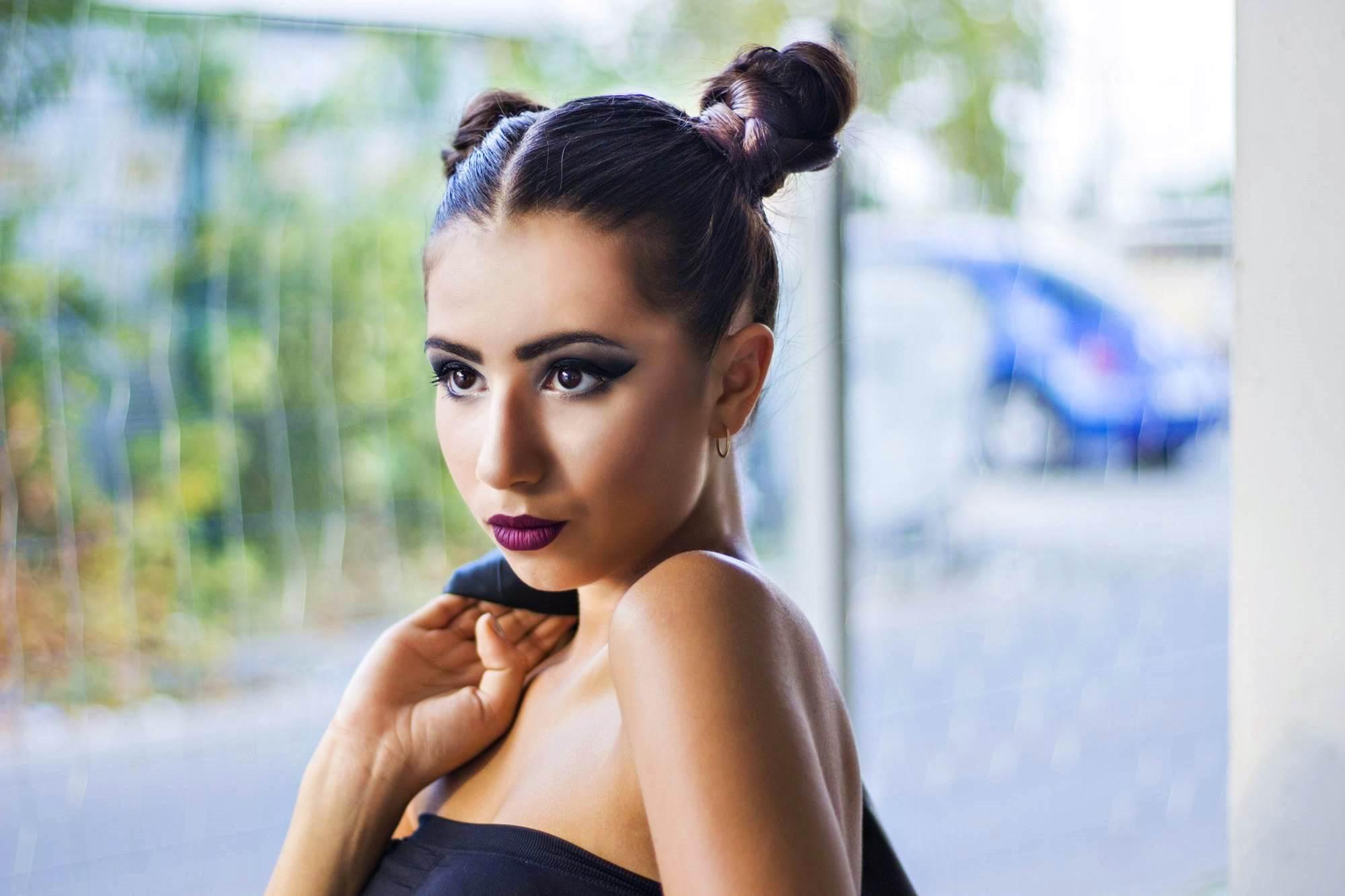 Професионални снимки на Кристина Пловдив