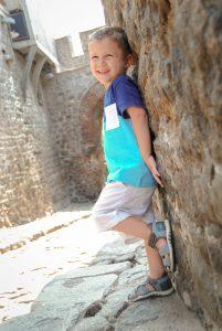 Художествена детска фотосесия в Пловдив