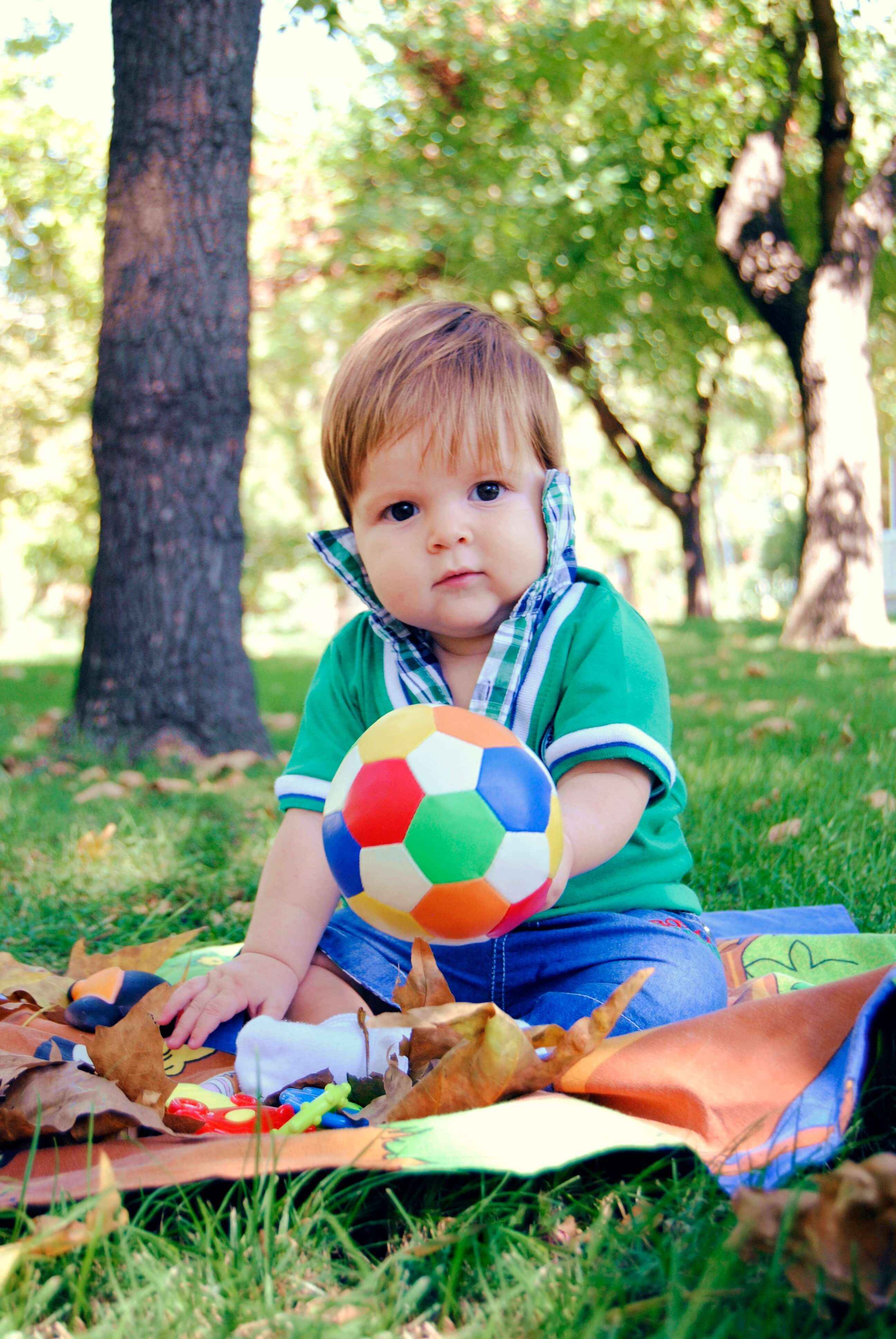 Детска фотосесия в Пловдив NID Photography