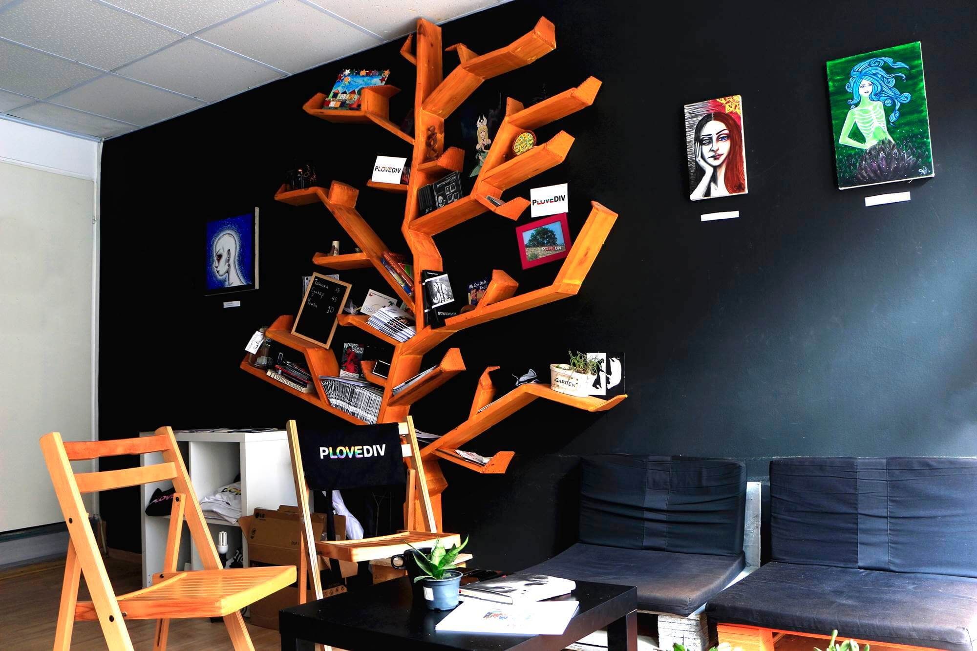 Фотография за бизнес клиенти интериор в Пловдив