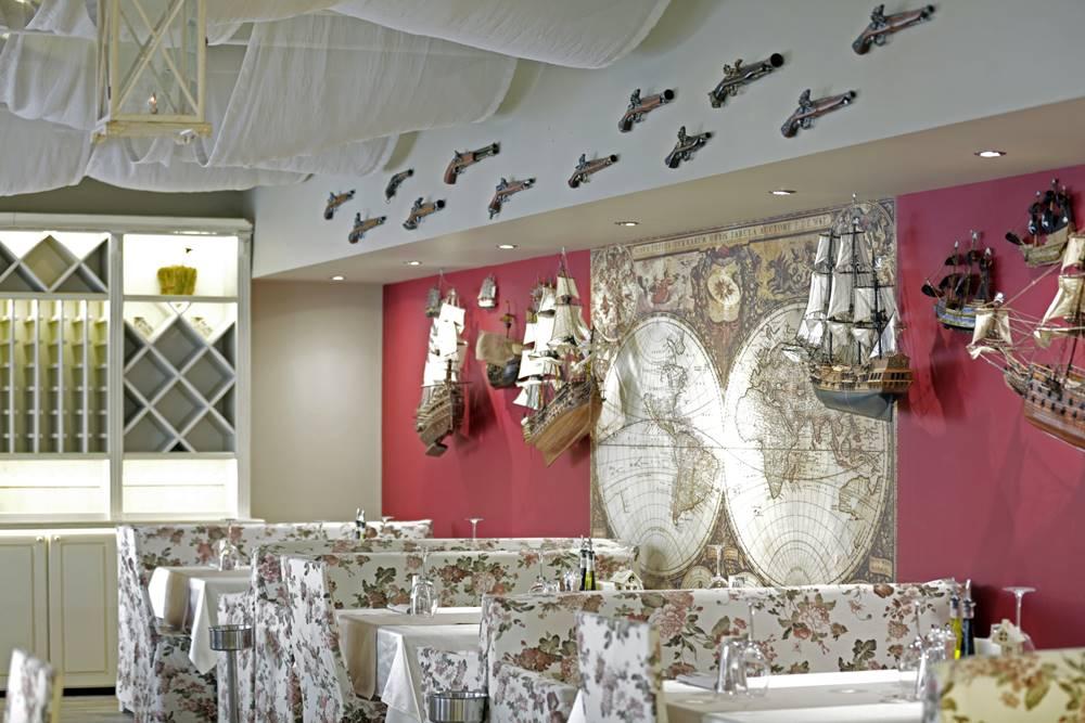 Професионални снимки на ресторант Марбея