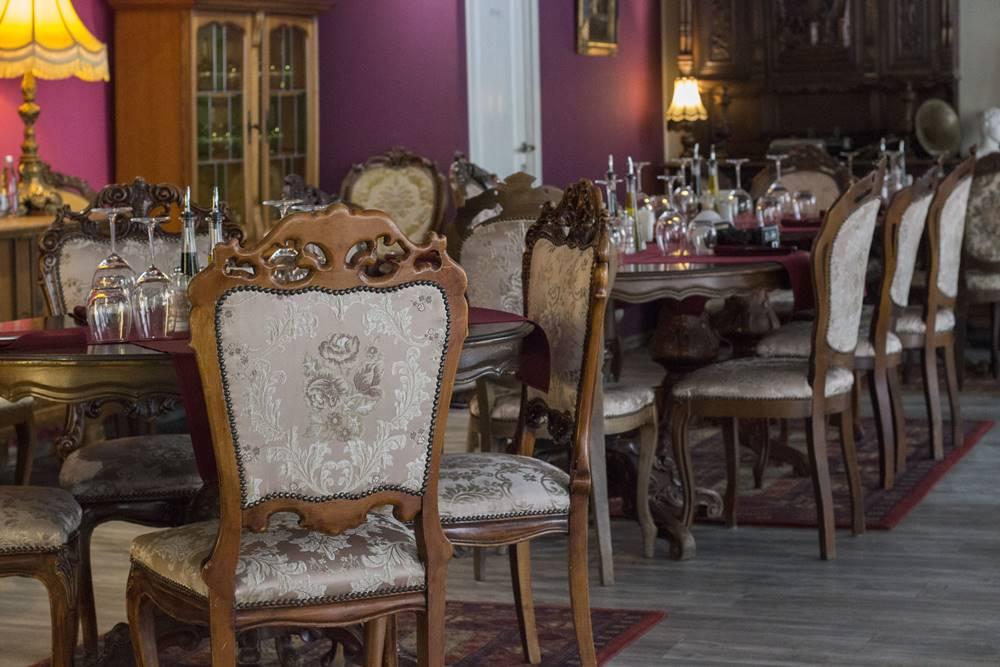 Професионална фотография на ресторант в Пловдив