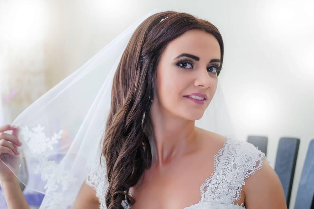 Сватбена фотосесия на Мария след ретуш