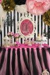 Снимки на декорацията от рождения ден на Хира