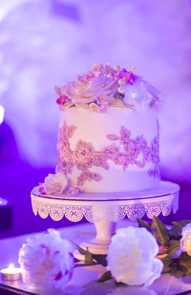 Снимка на торта за моминско парти в Пловдив