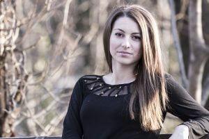 Портретна фотосесия на Вилона преди ретуш