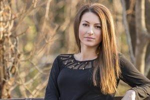 Портретна фотосесия на Вилона след ретуш