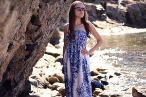 Снимка на момиче, съвети за плажна фотография